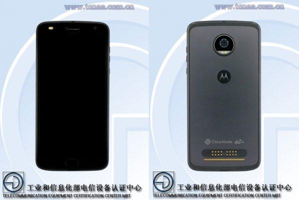 Nuove foto del futuro Moto Z2 lo mostrano in alcuni dettagli