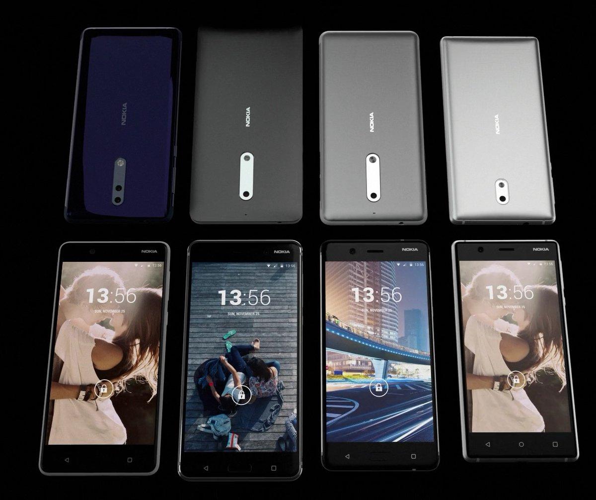 Nokia 8 mostrato in un leaked video ufficiale!