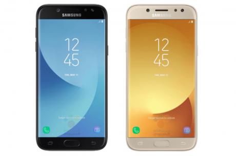 Samsung Galaxy J5 (2017) compare su un manuale russo con alcune specifiche tecniche