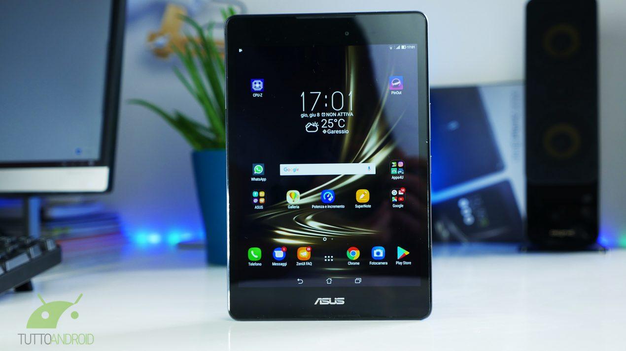 Recensione Asus Zenpad 3 8 0 Un Dei Migliori Tablet