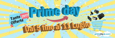 Amazon Prime Day 2017 Aukey