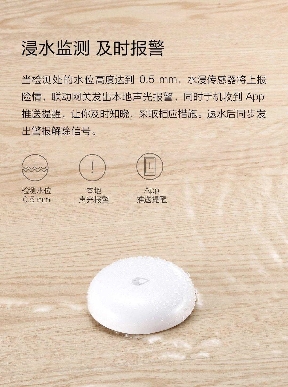 Xiaomi Presenta Un Sensore Anti Allagamento E Samsung Una