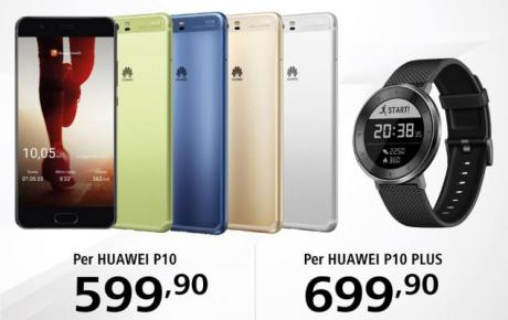 Huawei P10 P10 Plus Unieuro