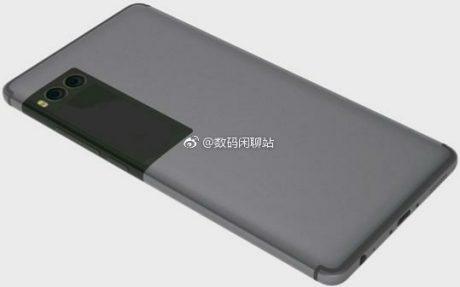 Meizu Pro 7 Dual Display Leak 3