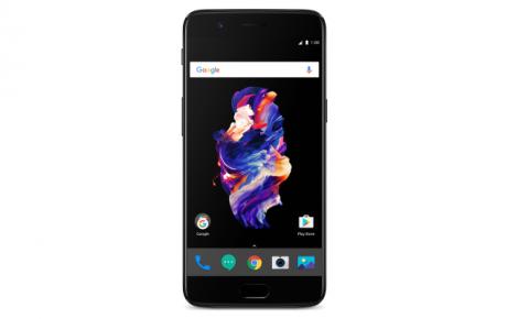 OnePlus 5 copertina