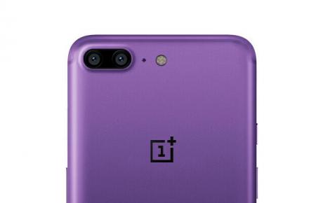 OnePlus 5 viola