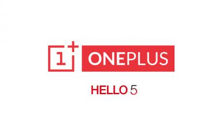 OnePlus 5 logo