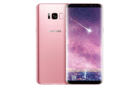 Samsung Galaxy S8 rosa 1