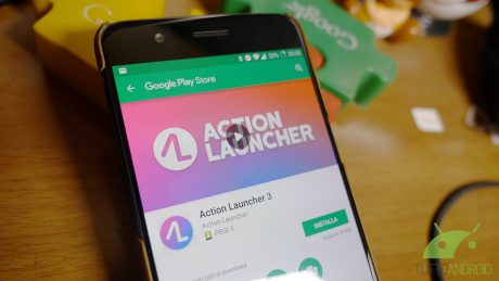Action launcher new 2