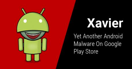 Android ad malware xavier