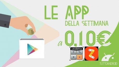 App 10 cent 13 giugno 2017