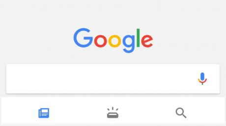 Google potrebbe portare la nuova interfaccia del Google Feed anche sul mobile web