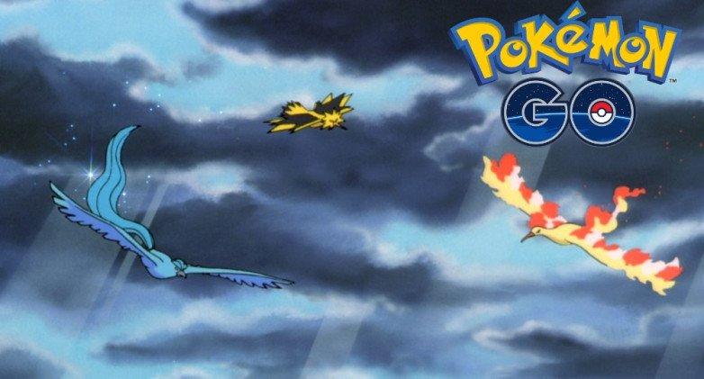 Pokémon GO, nuovo aggiornamento e indizi sui Leggendari