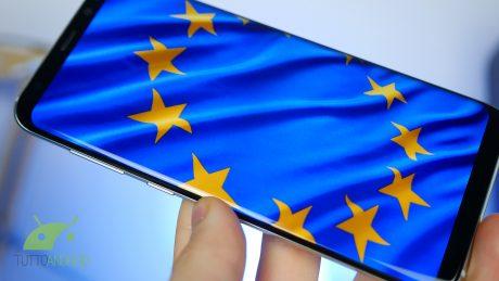 logo roaming europa