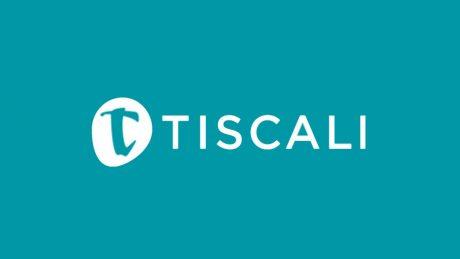Tiscali new logo
