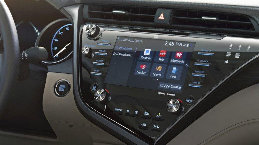 Carplay O Android Auto No Toyota Sceglie Un Nuovo