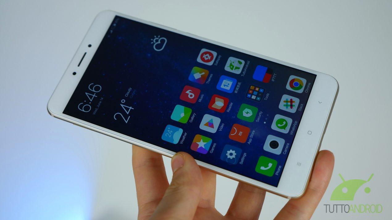 Finalmente Android 7 Nougat stabile per Xiaomi Mi Max!