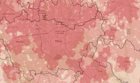 AGCOM mappa reti 1