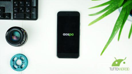 AOSPA pixel