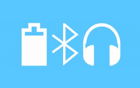 Bluetooth batteria