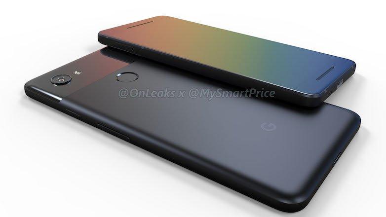Google Pixel 2 XL avrà bordi sottili al contrario di Pixel 2