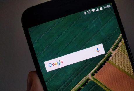 Google Search Widget AH 1