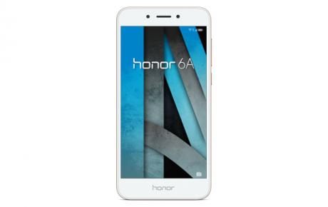 Honor 6A copertina