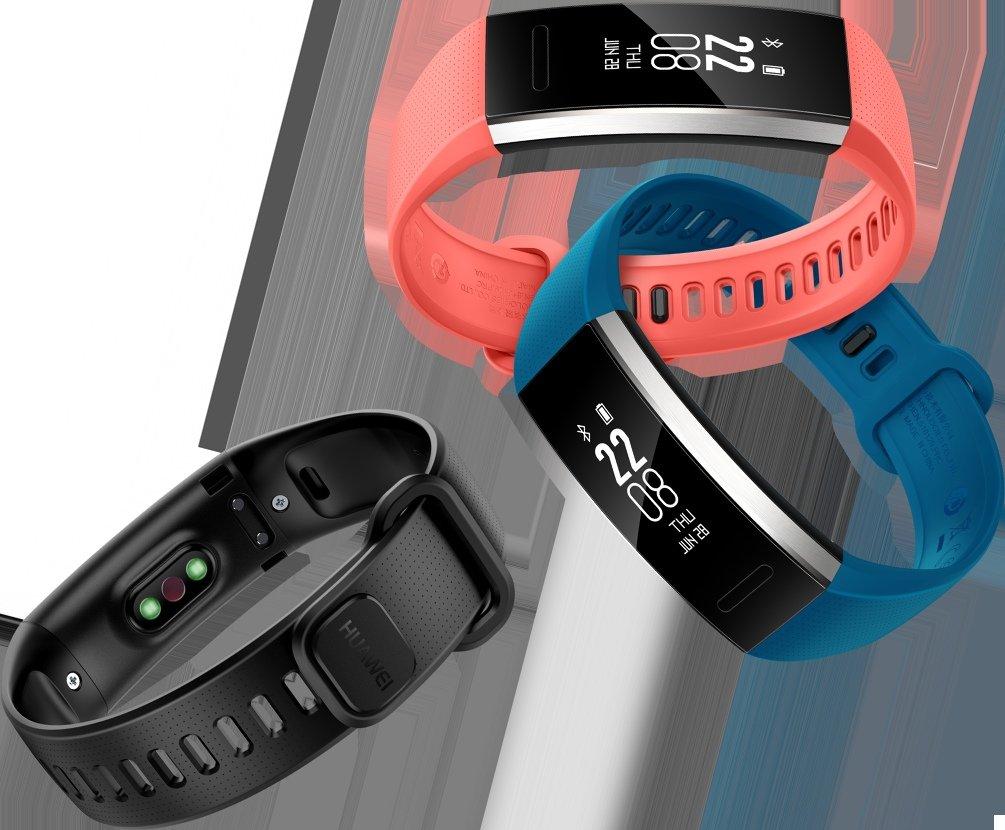 Huawei Band 2 e Band 2 Pro sono ufficiali