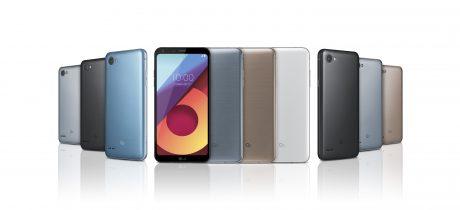 LG Q6 Series