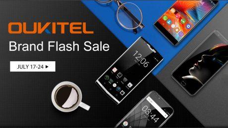 OUKITEL brand flash sale e1500306281459