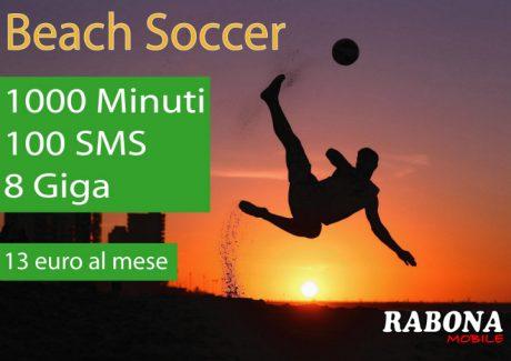 Rabona Beach Soccer