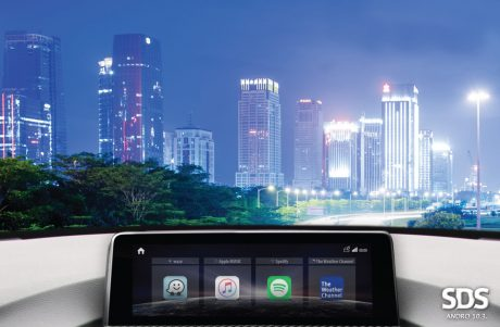 SDS ANDRO 10.3 Touchscreen 1420x928