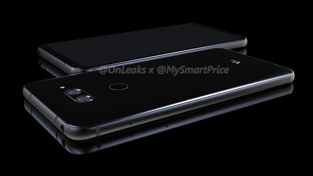 LG V30: arriva l'invito ufficiale per la presentazione dei top di gamma