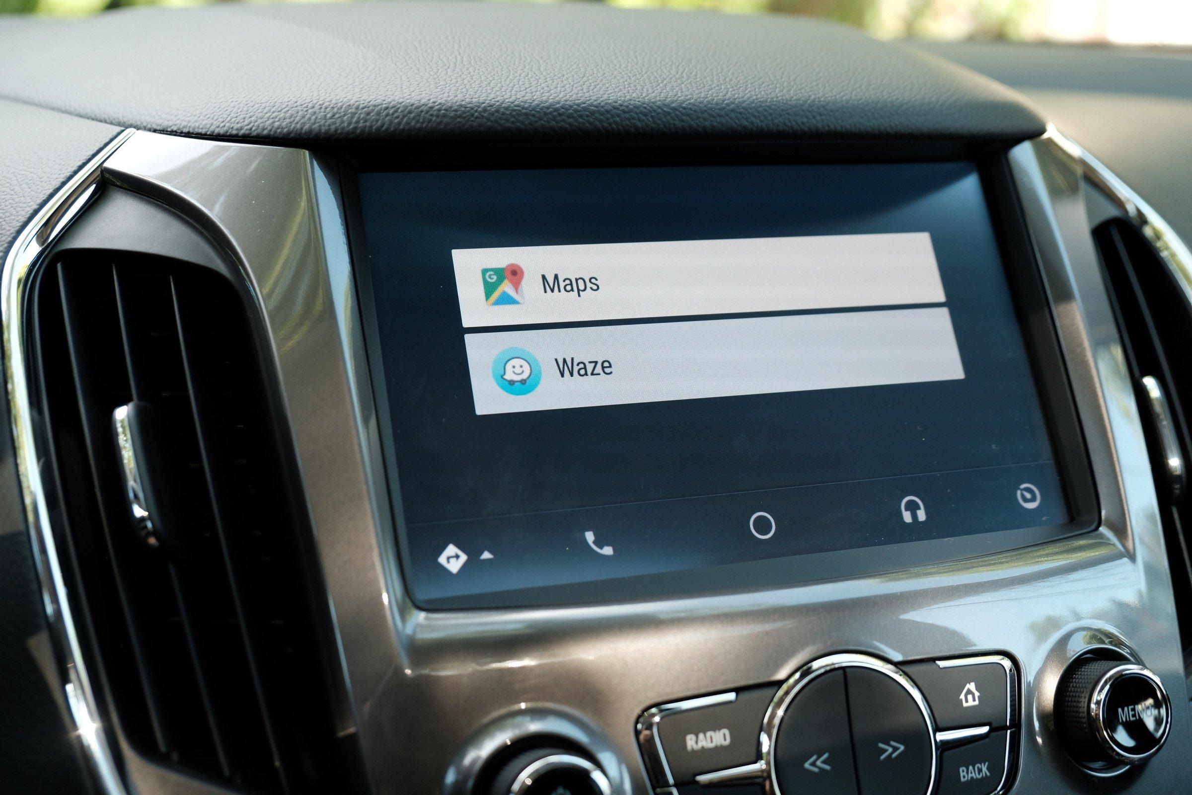 waze finalmente disponibile su android auto in versione stabile tuttoandroid. Black Bedroom Furniture Sets. Home Design Ideas