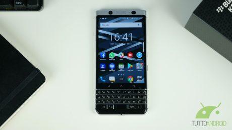 Blackberry keyone 9