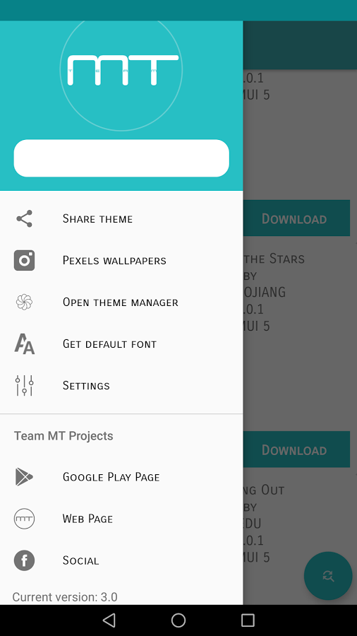 Huawei Theme Manager Pro