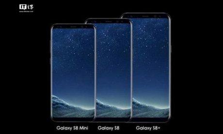 Galaxy s8 mini rumor
