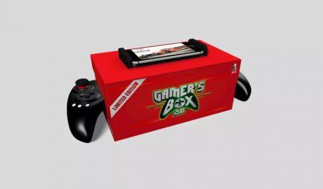 Gamers box 2.0