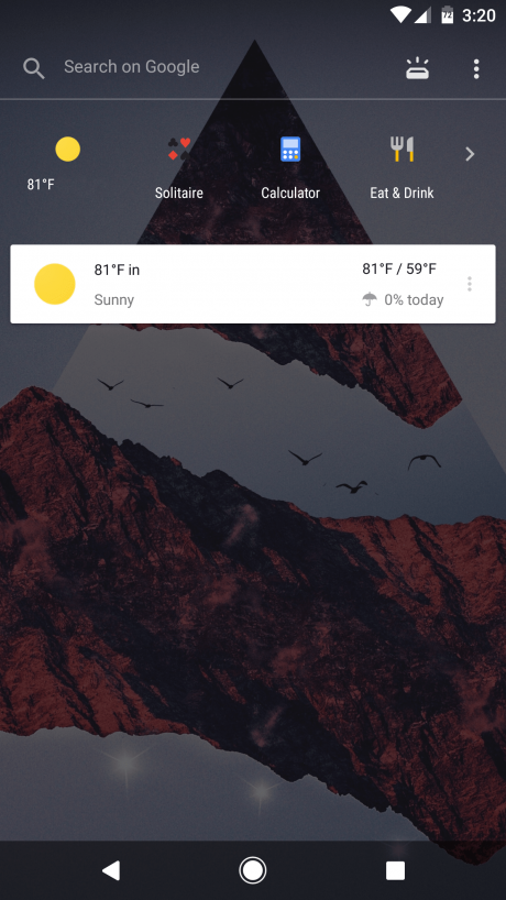 Google feed trasparente min