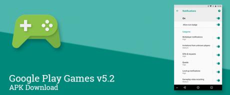 Google play giochi 5.2