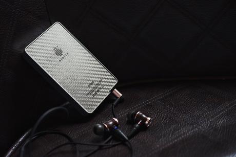 Hidizs AP200 |  il player musicale Android che sembra una fotocamera