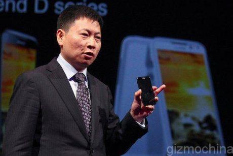 Huawei yu chengdong