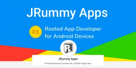 Jrummy apps logo