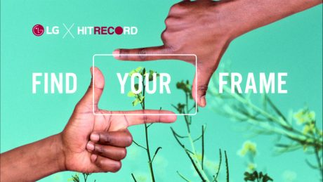 Lg hitrecord find your frame v30