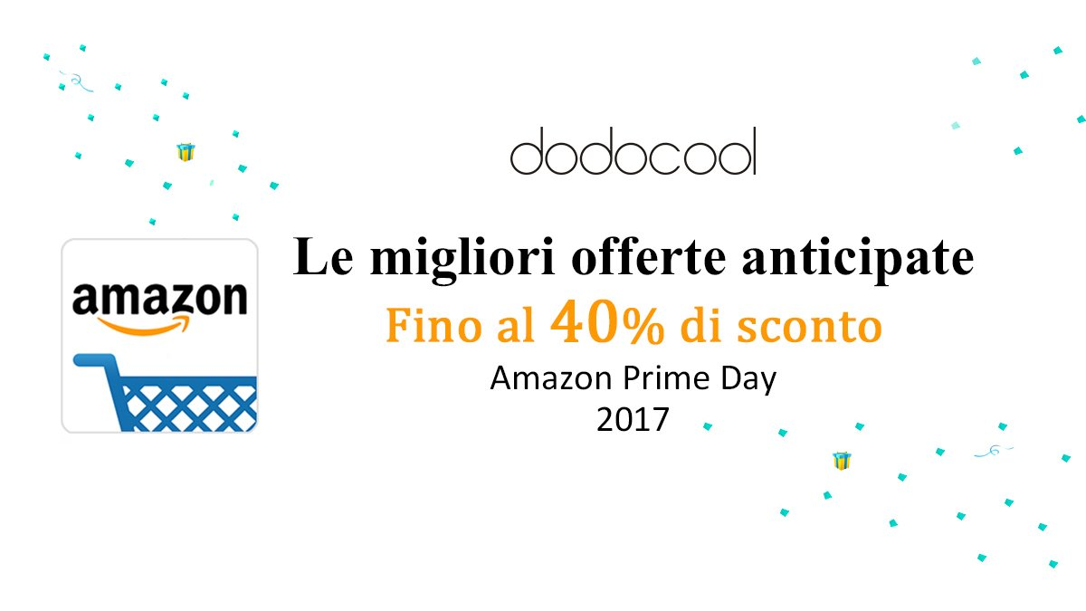 Prime Day, Amazon vi regala 5 euro