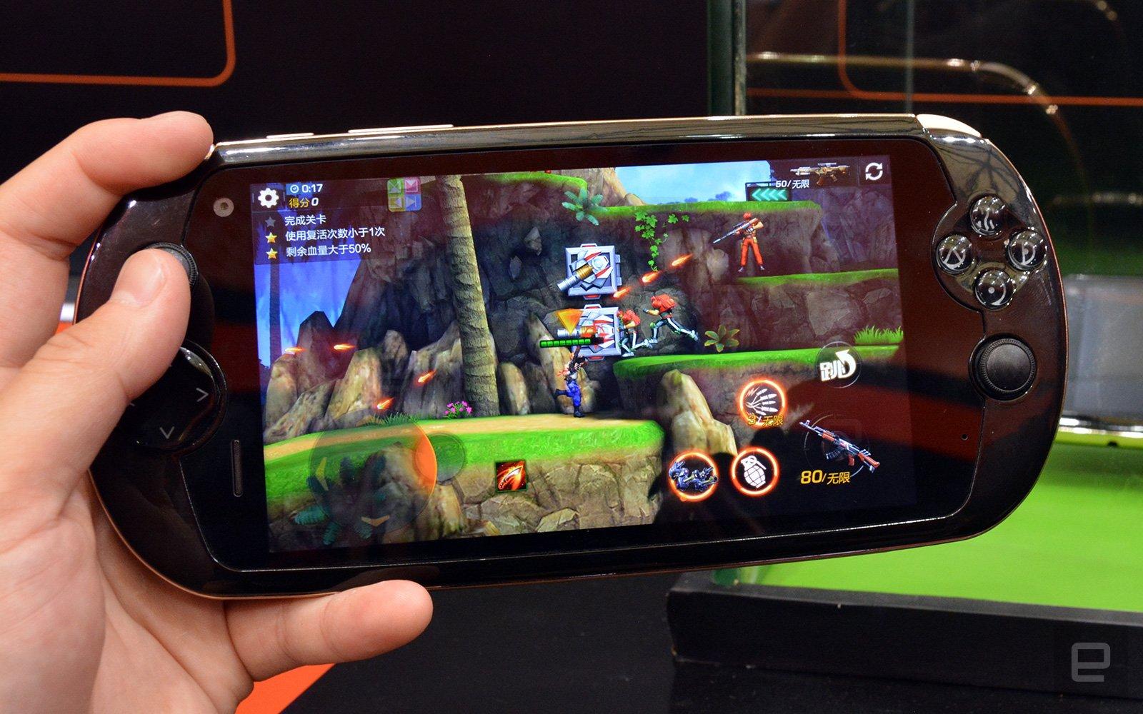Snail mobile i7 non una console ma uno smartphone per for Mobile per console