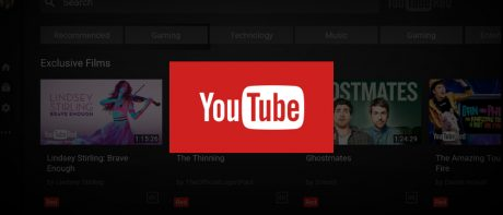 Youtube nvidia shield tv