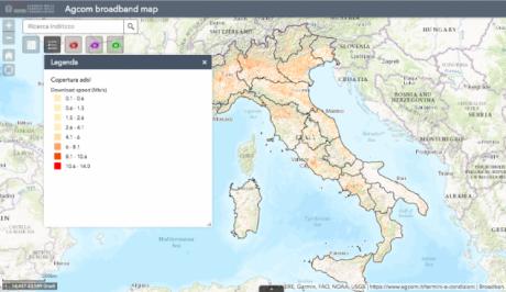 AGCOM mappa reti 3
