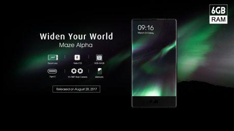 Alpha 6GB RAM 20170817