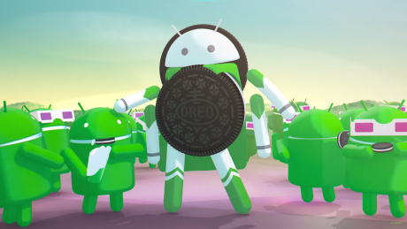 Android Oreo droid